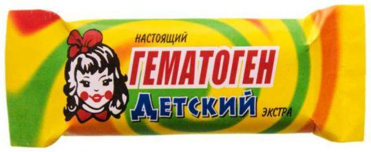 Гематоген детский экстра 40г, фото №1