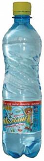 Самарский малыш вода для детей 0,5л бутылка пэт.
