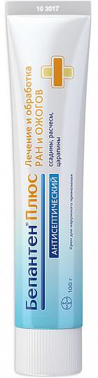 Бепантен плюс 5% 100г крем для наружного применения, фото №3