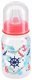Курносики бутылочка с силиконовой соской 0+ 11001 125мл