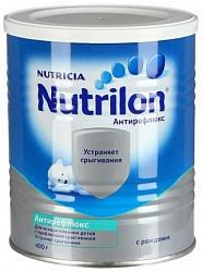 Нутриция нутрилон антирефлюкс смесь молочная 400г