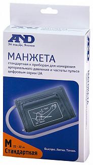 Анд манжета стандартная ua slimfit m (22-32см)