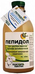 Пепидол пэг раствор 3% для детей 450мл