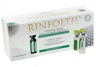 Ринфолтил сыворотка липосомальная против выпадения волос для интенсивного роста 30 шт.