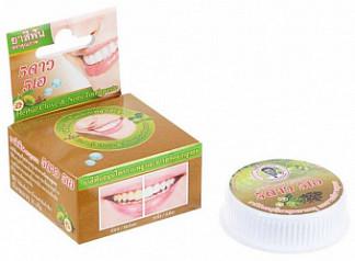 5 стар косметик зубная паста отбеливающая с экстрактом нони 25г