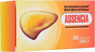 Эссенциальные фосфолипиды капсулы с экстрактом расторопши и витаминами группы в 30 шт.