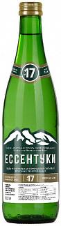Ессентуки-17 вода минеральная 0,45л стекло
