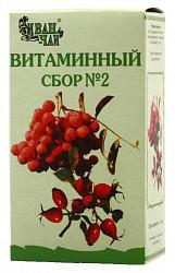 Сбор витаминный n2 50г