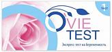 Овитест тест-полоска для определения беременности 1 шт.