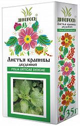 Дикоросы листья крапивы двудомной 35г