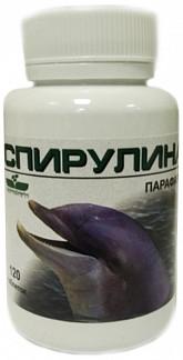 Спирулина парафарм таблетки 120 шт. витамер