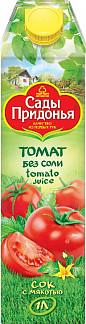 Сады придонья сок томатный 1л