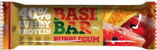 Бейс бар батончик протеиновый арбуз/дыня 60г, фото №1