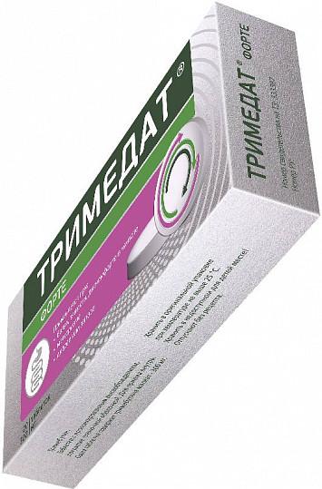 Тримедат форте 300мг 20 шт. таблетки с пролонгированным высвобождением покрытые пленочной оболочкой, фото №3