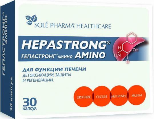 Гепастронг амино капсулы 30 шт., фото №1