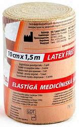 Лаума бинт эластичный медицинский 10x150см