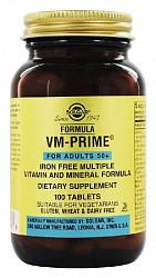 Солгар мультивитаминный и минеральный комплекс 50+ таблетки 60 шт.