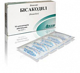 Бисакодил 10мг n10 суппозитории