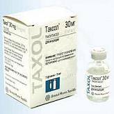 Таксол 6мг/мл 5мл n1 концентрат д/приготовления р-ра д/инфузий