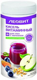 Леовит биоинновации кисель диетический витаминный для глаз с лютеином 400г
