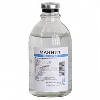 Препарат маннит