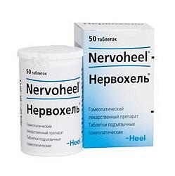 Нервохель купить в москве аптеки сравнить цены