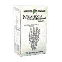 Мелисса лекарственная трава 50г здоровье