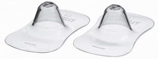 Авент накладки на сосок защитные малые 8017 (scf156/00) 2 шт.