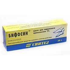 Бифосин 1% 30г крем для наружного применения