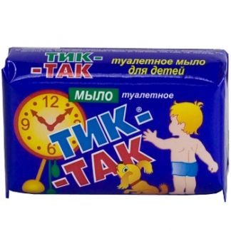 Тик-так мыло детское 150г