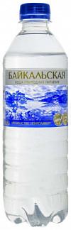 Байкальская вода питьевая газированная 0,5л