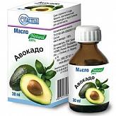 Эльфарма масло косметическое авокадо 30мл