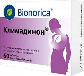 Климадинон 60 шт. таблетки