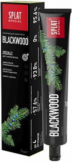 Сплат спэшл зубная паста черное дерево 75мл