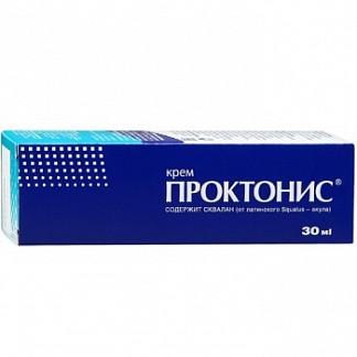 Проктонис крем при геморрое 30мл