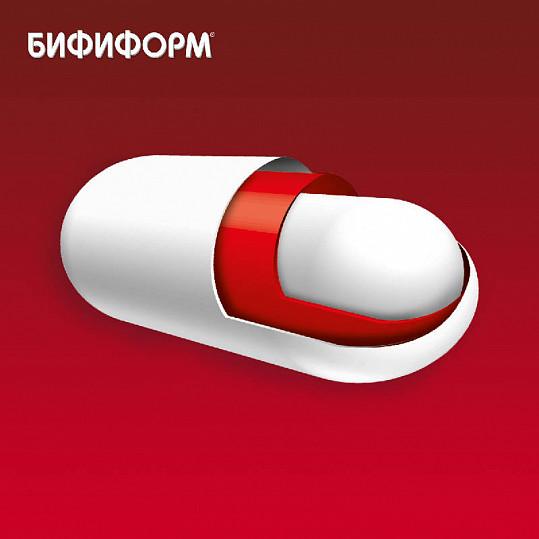 Бифиформ 30 шт. капсулы, фото №4