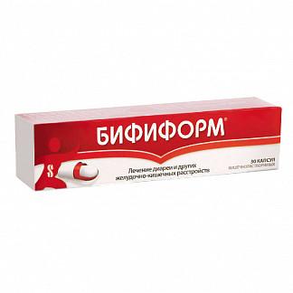 Бифиформ 30 шт. капсулы