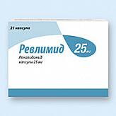 Ревлимид 25мг n21 капс.