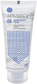 Армакон армасепт гель средство дезинфицирующее (кожный антисептик) 100мл