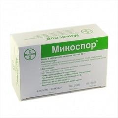 Микоспор 10г набор для ногтей