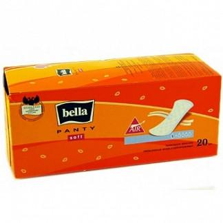 Белла панти софт прокладки ежедневные 20 шт.