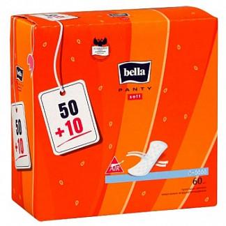 Белла панти софт прокладки ежедневные n50+10