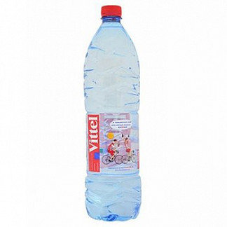 Вода мин. виттель 1,5л б/г
