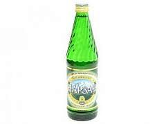 Нарзан вода минеральная газированная элита 0,5л стекло