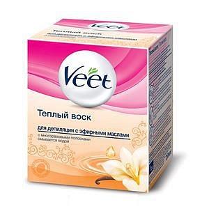 Вит воск теплый для депиляции с эфирными маслами 250мл