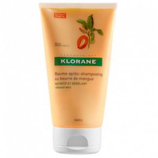 Клоран бальзам для сухих и поврежденных волос с маслом манго 150мл
