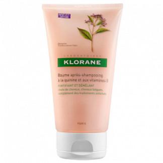 Клоран бальзам для волос укрепляющий с хинином 150мл