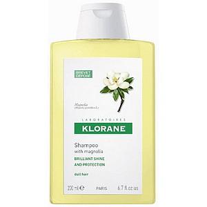 Клоран шампунь для блеска волос с воском магнолии 200мл