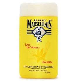 Маленький марселец гель для душа ваниль 250мл
