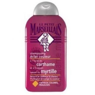 Маленький марселец шампунь д/окрашенных волос голубика/масло сафлора 250мл